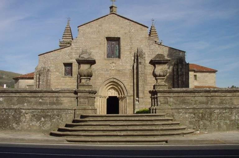 iglesia de santa maria a maior iria flavia 1