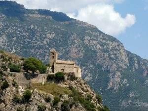 iglesia de santa maria castell llebre 1