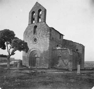 iglesia de santa maria de bell lloc santa coloma de queralt