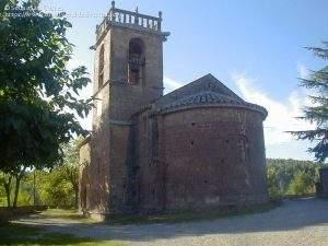 Iglesia de Santa Maria de Cornet (Sallent)