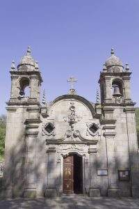 Iglesia de Santa María de Darbo (Cangas do Morrazo)