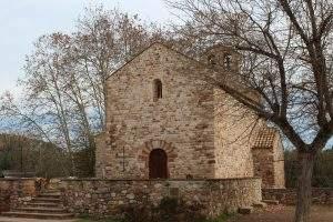 iglesia de santa maria de gallecs gallecs