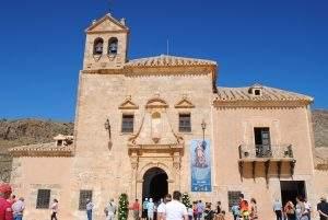 iglesia de santa maria de la cueva santa san juan de los terreros pulpi