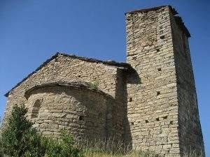 Iglesia de Santa Maria de les Peces (Alàs)