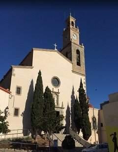 iglesia de santa maria de maricel el masnou