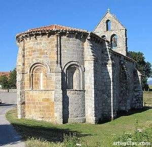 iglesia de santa maria de retortillo retortillo