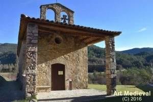 iglesia de santa maria de valls guixers 1
