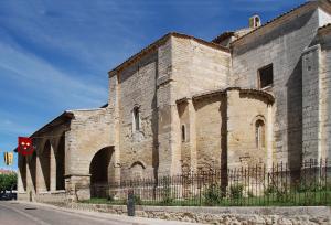 Iglesia de Santa María del Camino y de las Victorias (Carrión de los Condes)