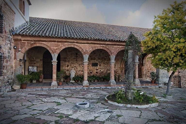 iglesia de santa maria del collado santisteban del puerto