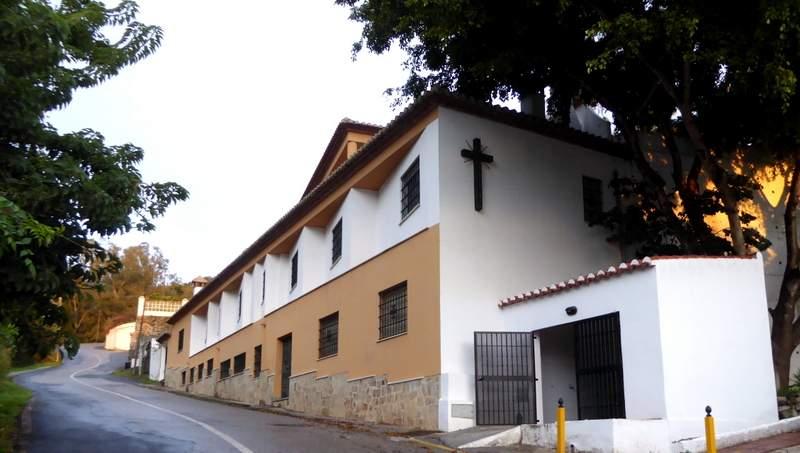 iglesia de santa maria del mar velilla almunecar