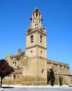 Iglesia de Santa María (Ejea de los Caballeros)