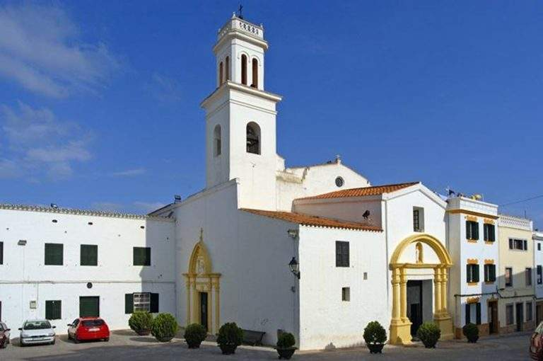 iglesia de santa maria ferreries