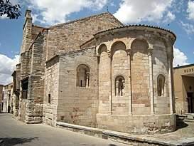 iglesia de santa maria la nueva zamora