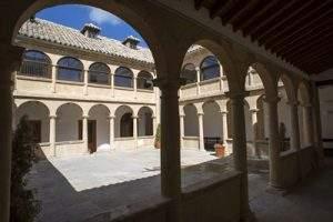 Iglesia de Santa María (Las Monjas) (Sabiote)