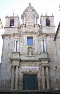 Iglesia de Santa María Madre (Ourense)