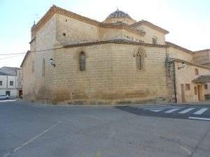 iglesia de santa maria maella