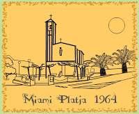 iglesia de santa maria magdalena miami platja