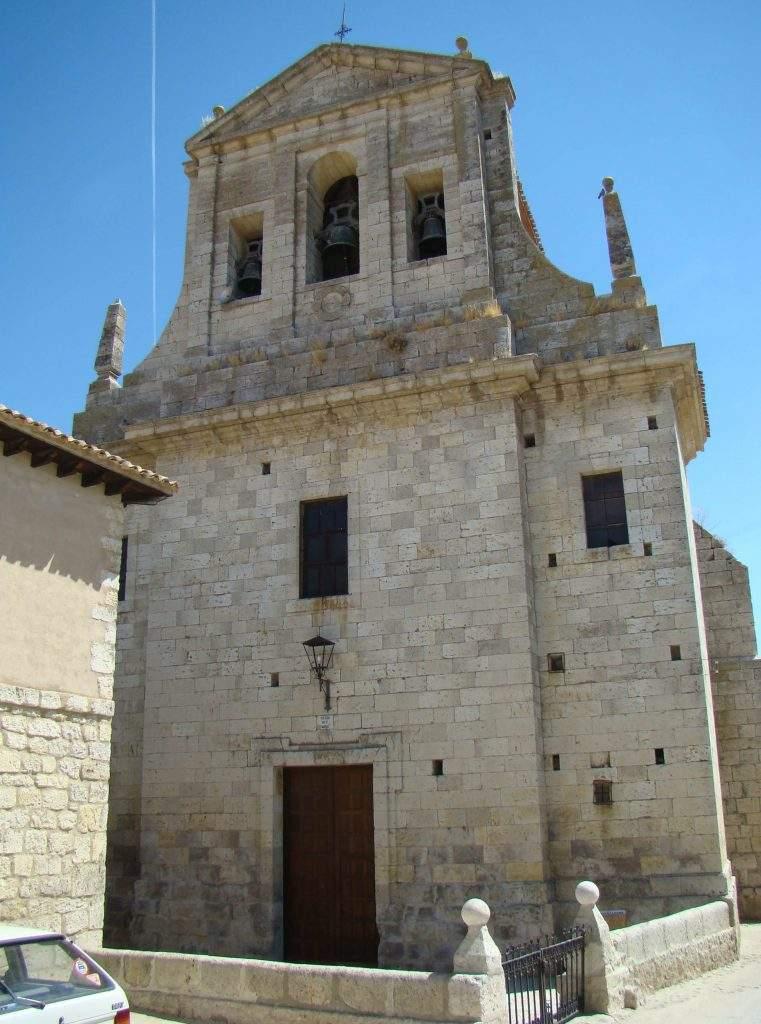 iglesia de santa maria montealegre de campos
