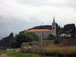 iglesia de santa maria mundaka