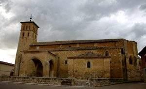 Iglesia de Santa María (Paredes de Nava)