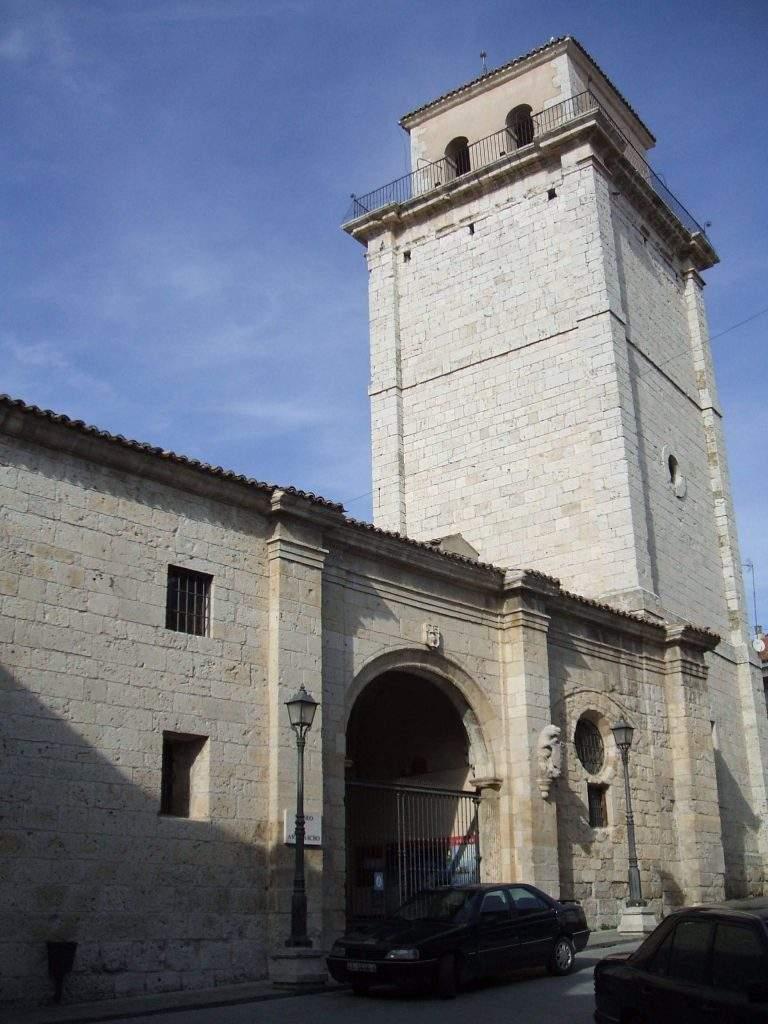 iglesia de santa maria penafiel