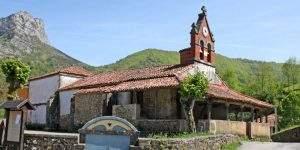 Iglesia de Santa María (Viego) (Ponga)