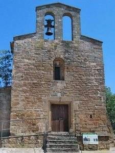 iglesia de santa maria vilamajor de cabanabona