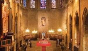 iglesia de santa maria vilardida