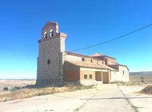Iglesia de Santa María (Villavellid)
