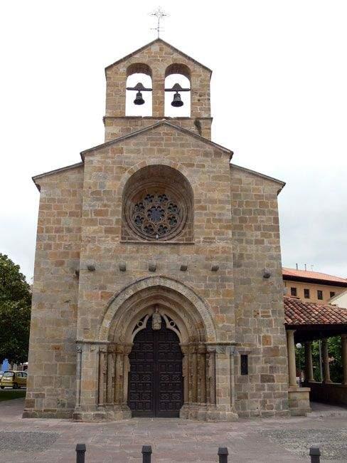 iglesia de santa maria villaviciosa de odon