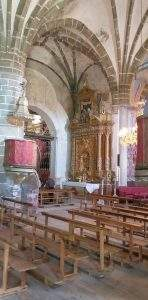iglesia de santa maria yanguas