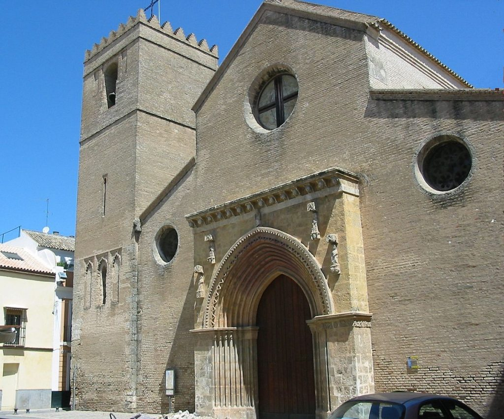 iglesia de santa marina y san juan bautista de la salle sevilla