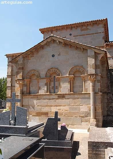 iglesia de santa marta santa marta de tera