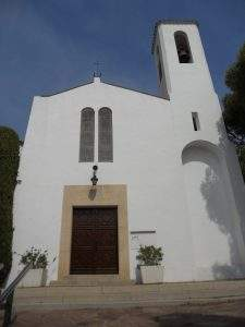 iglesia de santa rosa de lima llafranc