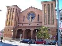Iglesia de Santa Sílvia (Riera) (Cornellà de Llobregat)