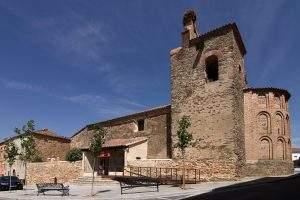 iglesia de santiago alba de tormes