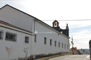 iglesia de santiago apostol estacion robledo de chavela
