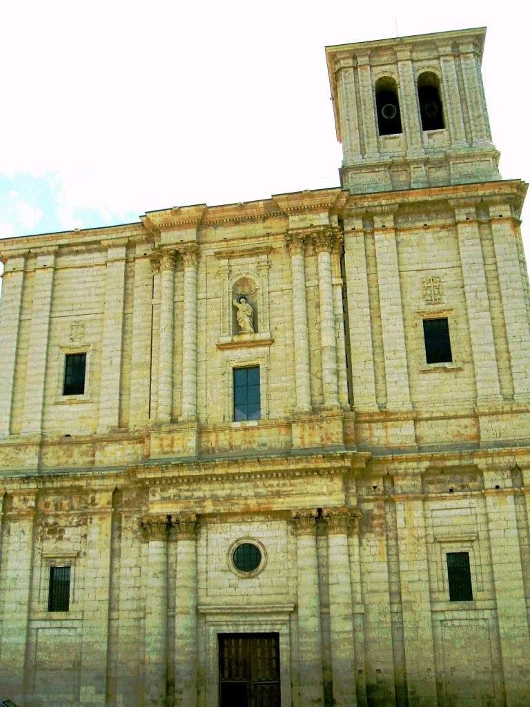 iglesia de santiago de los caballeros medina de rioseco