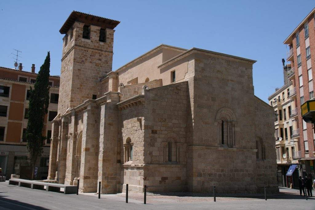 iglesia de santiago del burgo zamora