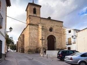 Iglesia de Santiago (Huéscar)