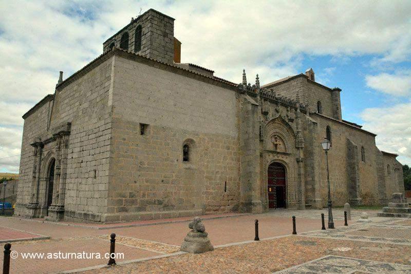 iglesia de santiago santiago de la puebla