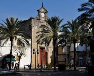 iglesia de santo domingo dominicos jerez de la frontera