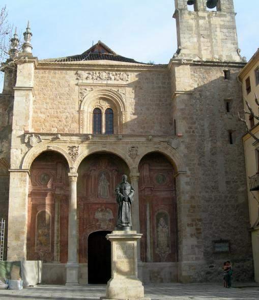 iglesia de santo domingo parroquia de santa escolastica dominicos granada