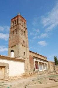 iglesia de santo tomas villanueva del campo
