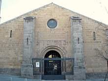 iglesia de santo tome avila