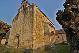 Iglesia de Silió (Molledo)