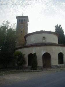 iglesia de suquets sucs