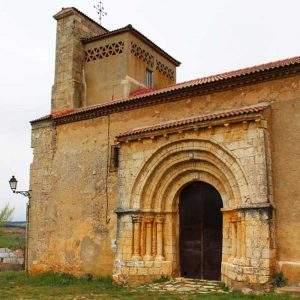 iglesia de valderrueda valderrueda