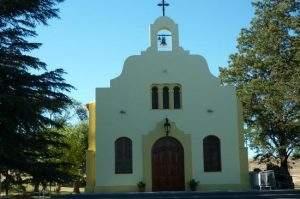 iglesia de villa caravaning villa caravaning