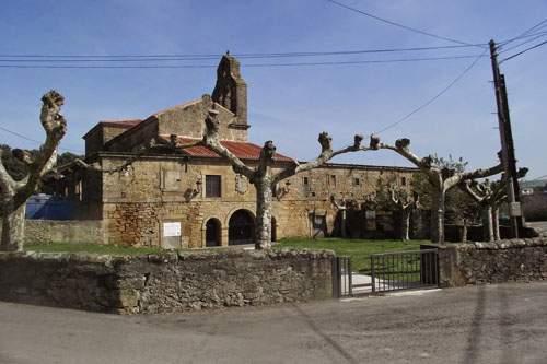 iglesia del barrio del convento ajo